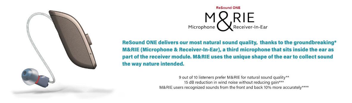 ReSound M&RIE